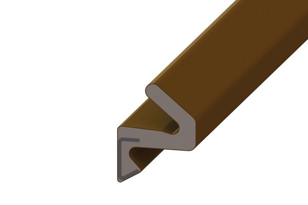 Article No. 07212Frame perimeter seal, brown (per lm)