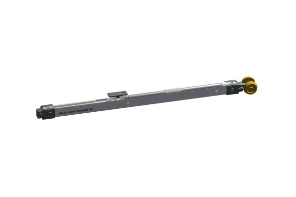 Article No. 30614Soft closer, single damper, 130kgs (track mounted)