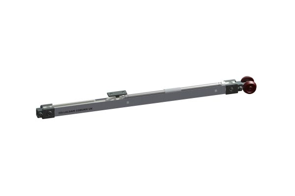 Article No. 09838Soft closer, single damper, 130kgs (mounted in track)