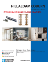 Interior Sliding and Folding Solutions