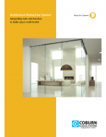 Architectural Glass Door Systems Brochure